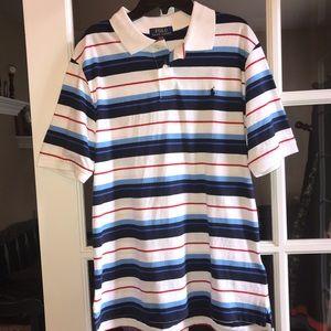 🆕Boys(16-18) POLO 💯%Cotton Shirt